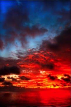 Olón - Beach Sunset