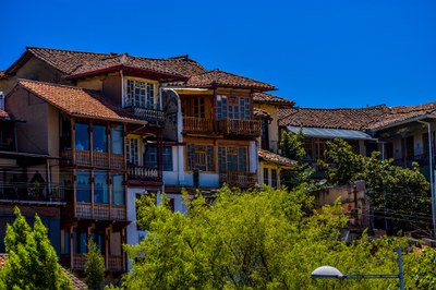 Cuenca Colonial Homes