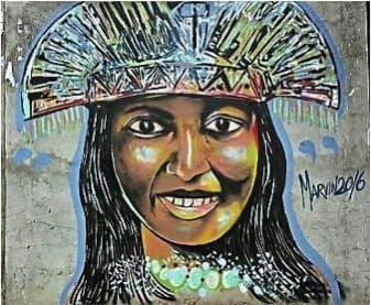 Olón - Indigenous Art