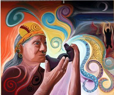 Olón Painting Art
