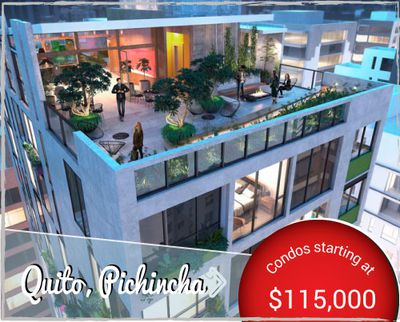 Condos for Sale - La Carolina Quito