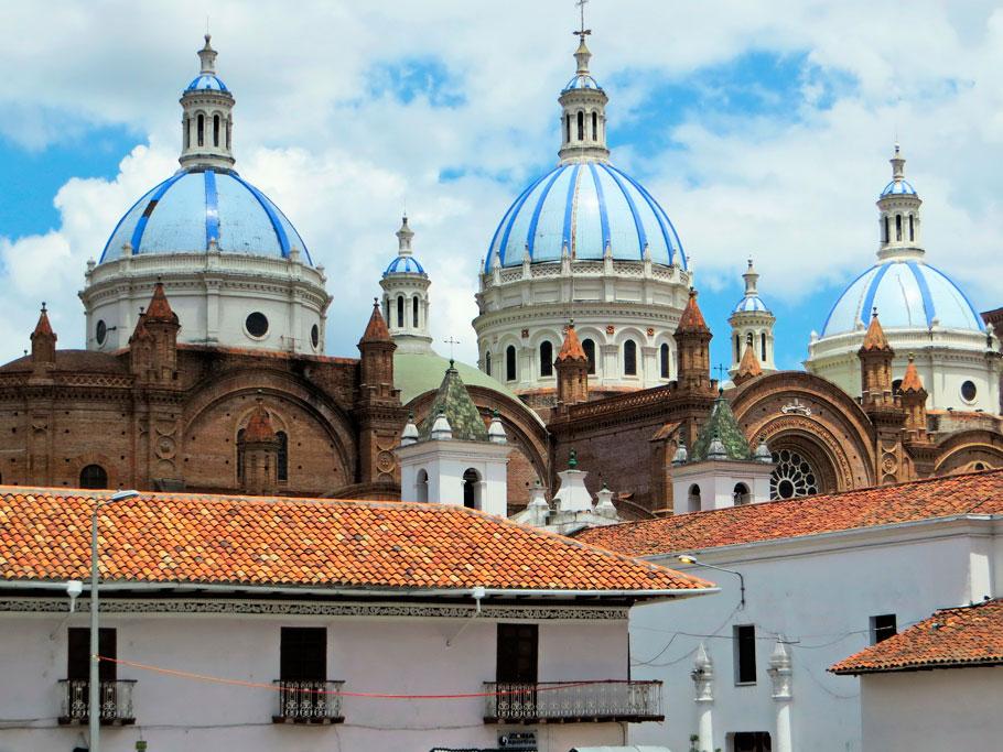 Cuenca, Ecuador : La más hermosa ciudad de los Andes Ecuatorianos!