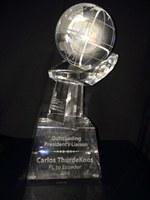Ecuador Obtiene Reconocimiento Internacional en el Event de NAR en Nueva Orleans Gracias a Carlos ThurdeKoos