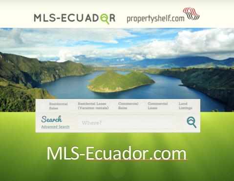 Propertyshelf anuncia el próximo lanzamiento de MLS Ecuador