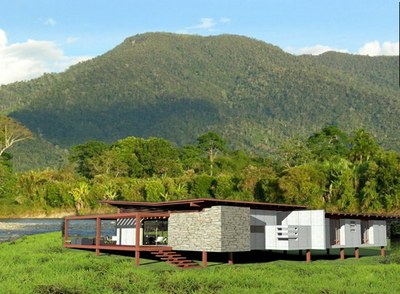 Choco Pambil Ecuador Home