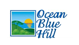 Ocean Blue Hill Logo