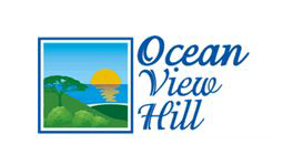 Ocean View Hill Logo